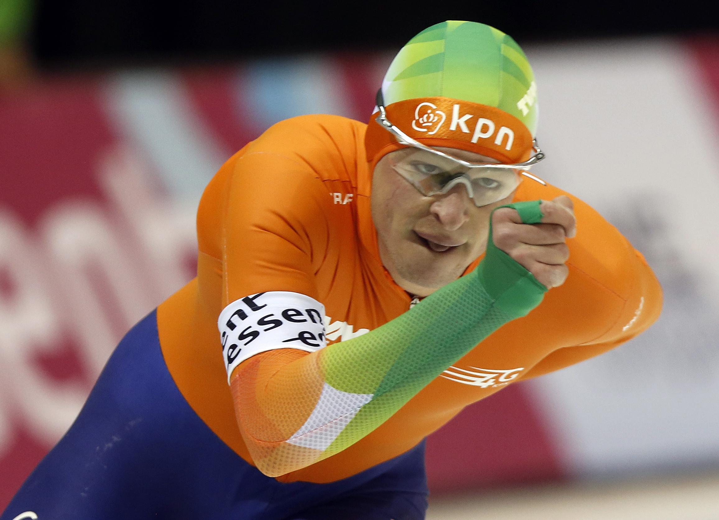 Sven Kramer (Jim Urquhart-USA TODAY Sports)