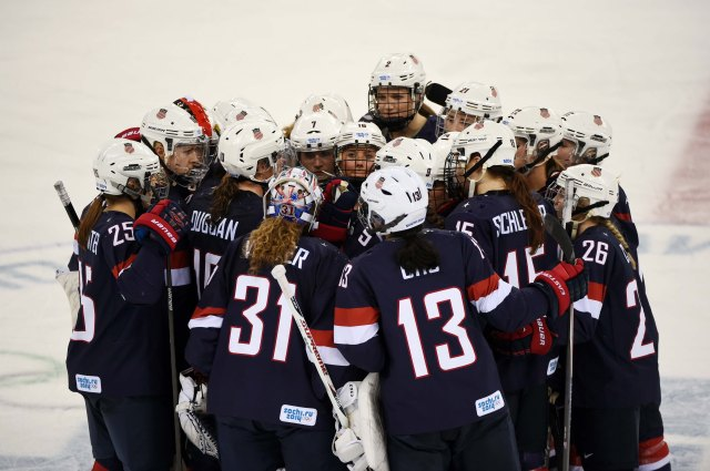It all comes down to this for the U.S. women's hockey team. (Kyle Terada-USA TODAY Sports)