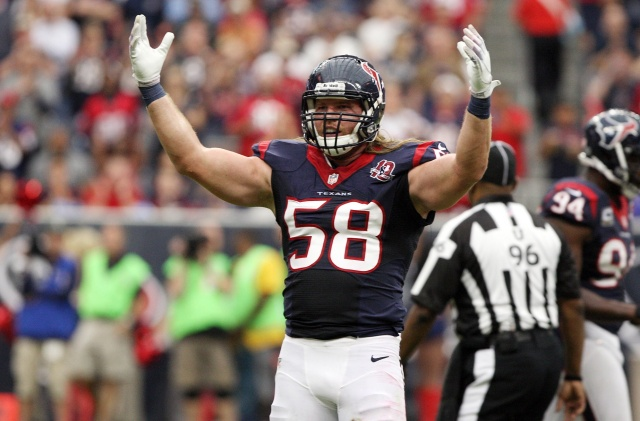The Houston Texans need more production from Brooks Reed and their outside linebackers. (Troy Taormina-USA TODAY Sports)
