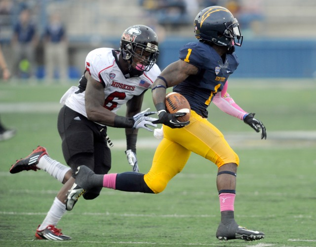 Kent State's Dri Archer might have a tough time with a heavy load at just 173 pounds.  Ken Blaze-USA TODAY Sports.