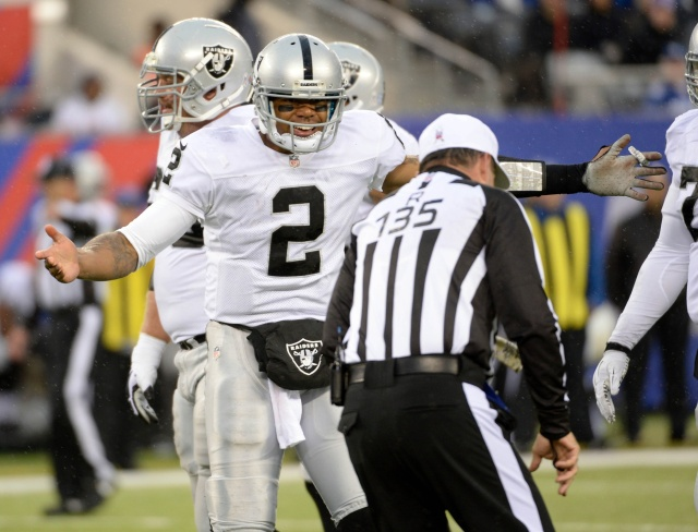 Terrelle Pryor is an exciting quarterback, but he leaves more questions than answers. (Robert Deutsch-USA TODAY Sports)