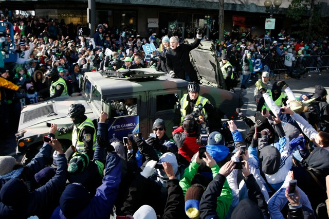 NFL: Super Bowl XLVIII-Seattle Seahawks Parade