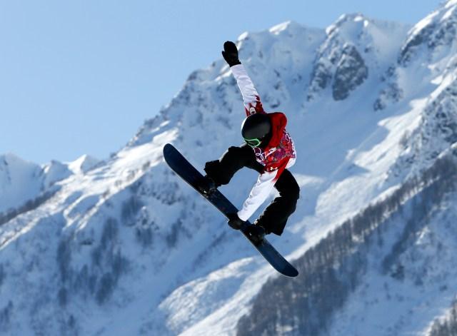 Olympics: Snowboarding-Men's Slopestyle Qualification