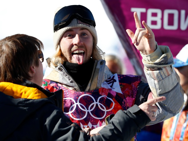 Sage Kotsenburg (Kevin Jairaj-USA TODAY Sports)