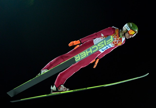 Kamil Stoch (Credit: Eric Bolte-USA TODAY Sports)