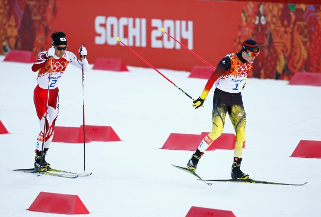 Olympics: Nordic Combined-Individual Gundersen 10 km Competition