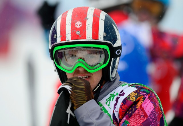 Olympics: Snowboarding-Men's Snowboard Cross