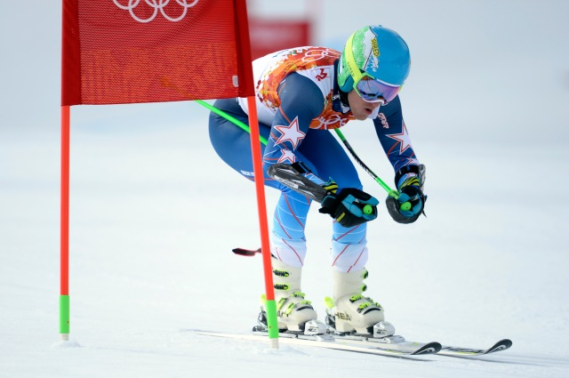 Olympics: Alpine Skiing-Men's Giant Slalom