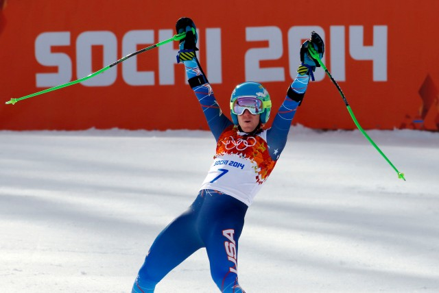Ted Ligety (Nathan Bilow-USA TODAY Sports)