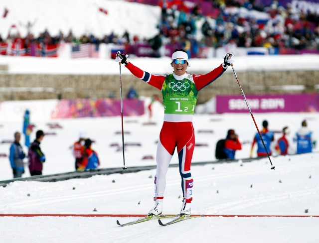 Norway's Marit Bjoergen (Rob Schumacher-USA TODAY Sports)