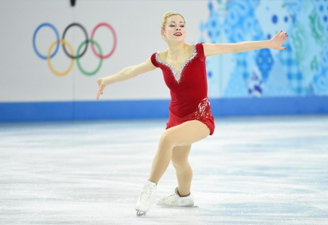 Olympics: Figure Skating-Ladies Short Program