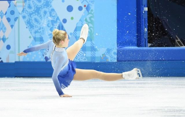 Olympics: Figure Skating-Ladies Free Skating