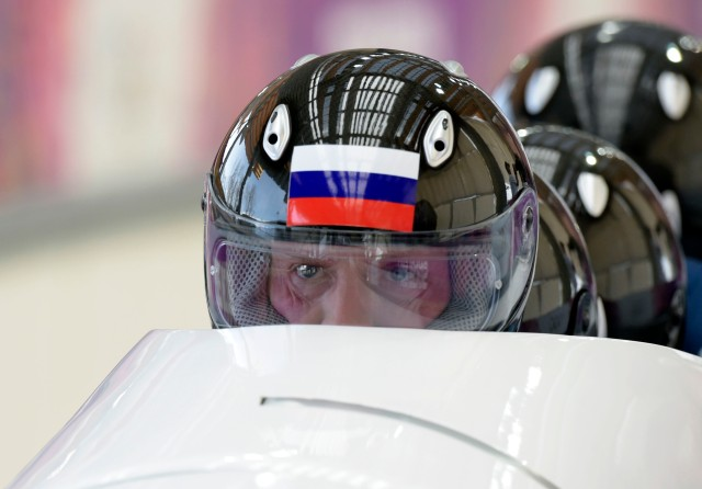 Alexander Zubkov (Daniel Mercer, USA TODAY Sports)