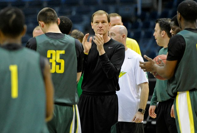 Oregon faces a tough first-round game against BYU. (Benny Sieu, USA TODAY Sports)