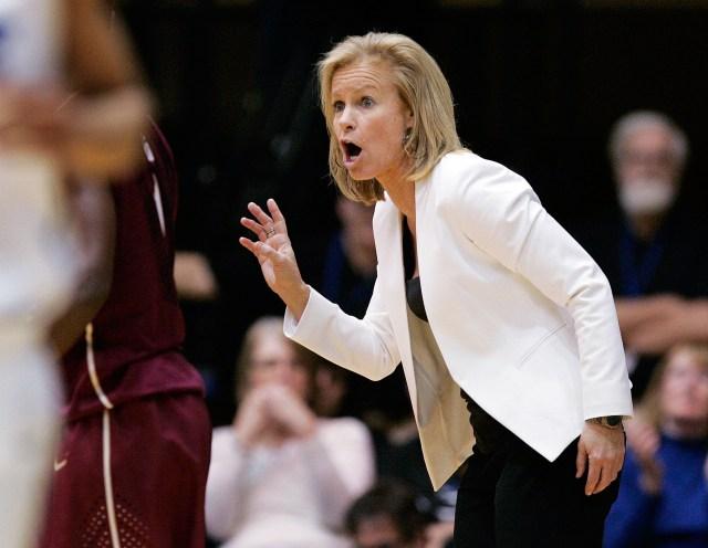 Sue Semrau (Mark Dolejs-USA TODAY Sports)