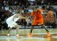 Mercer guard Langston Hall scored 22 points in a close loss at Texas early in the season. Brendan Maloney-USA TODAY Sports.