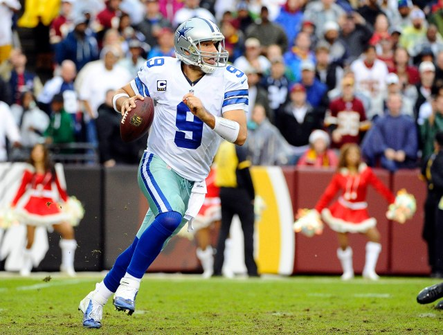 Tony Romo (Brad Mills-USA TODAY Sports)