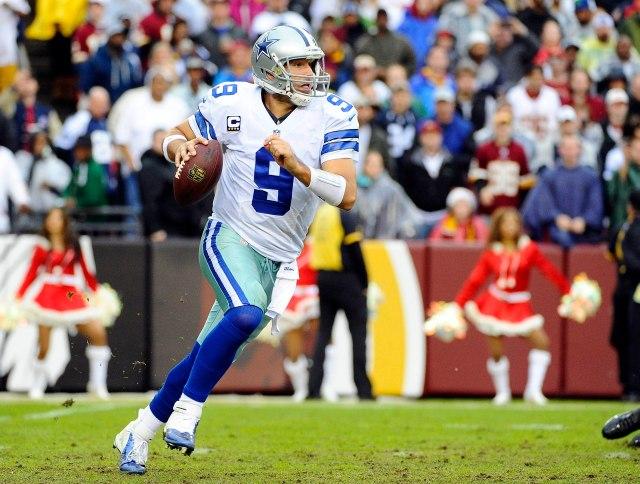 Tony Romo (Brad Mills-USA TODAY Sports)