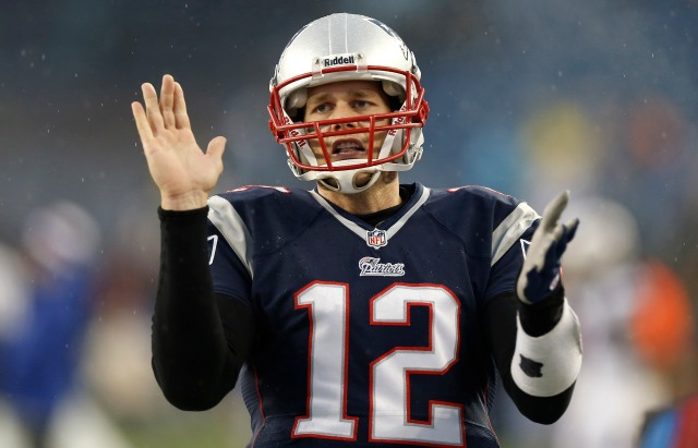 Despite quaring off with Tom Brady twice a year, Byrd has never intercepted the two-time Super Bowl MVP. Winslow Townson-USA TODAY Sports.