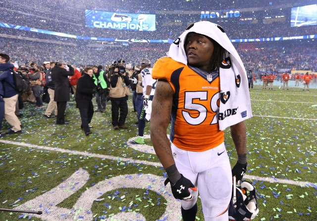 The Broncos don't want to feel like this again. (Matthew Emmons-USA TODAY Sports)