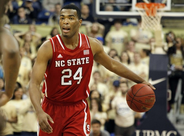 T.J. Warren is one of the best scorers in this year's field. Charles LeClaire-USA TODAY Sports.