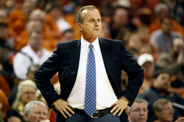 Rick Barnes (Soobum Im-USA TODAY Sports)