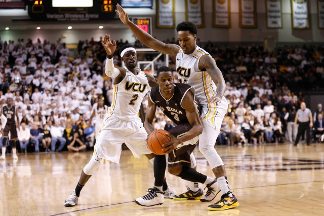 Briante Wer spearheads VCU's 'Havoc' defense. Geoff Burke-USA TODAY Sports.