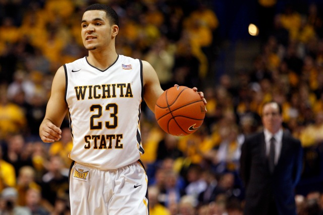 Wichita State guard Fred VanVleet took home conference player of the year honors despite being the Shockers third leading scorer. Scott Kane-USA TODAY Sports.