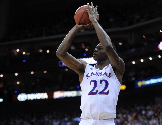 Andrew Wiggins (Denny Medley-USA TODAY Sports)