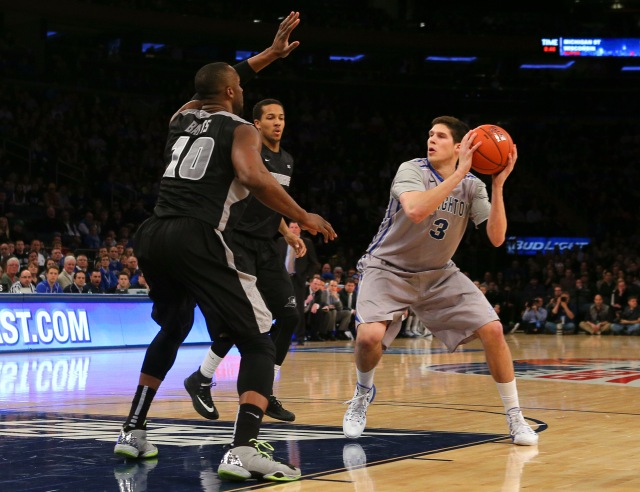 Doug McDermott will draw a lot of attention from opposing defenses. Adam Hunger-USA TODAY Sports.