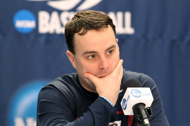 Ken Pomeroy has been toying with Archie Miller's emotions. (Nelson Chenault-USA TODAY Sports)