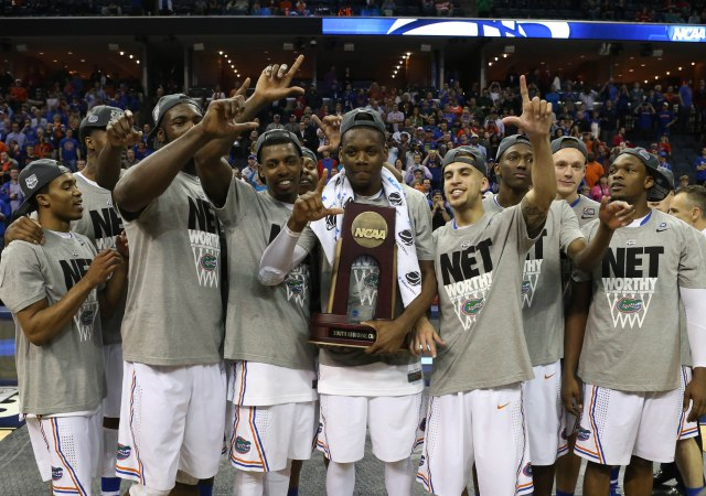 The Florida Gators (Nelson Chenault-USA TODAY Sports)