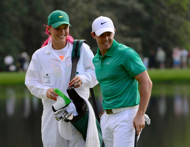 Can Rory McIlroy rebound at the Masters after an equipment change? (Michael Madrid, USA TODAY Sports)