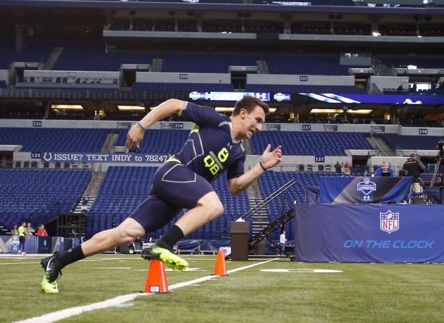 Johnny Manziel (Brian Spurlock-USA TODAY Sports)