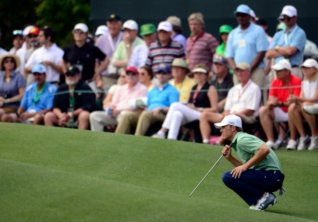 Jordan Spieth (Michael Madrid-USA TODAY Sports)