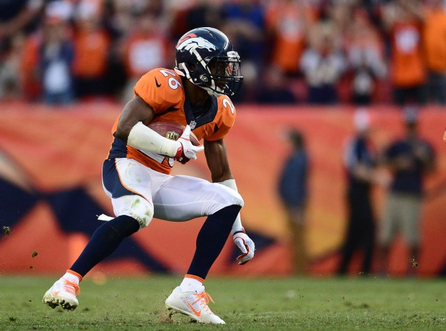 NFL: Washington Redskins at Denver Broncos