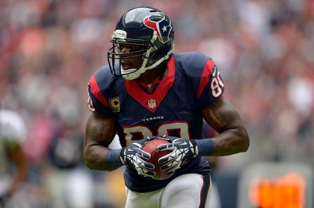 Andre Johnson (Thomas Campbell-USA TODAY Sports)