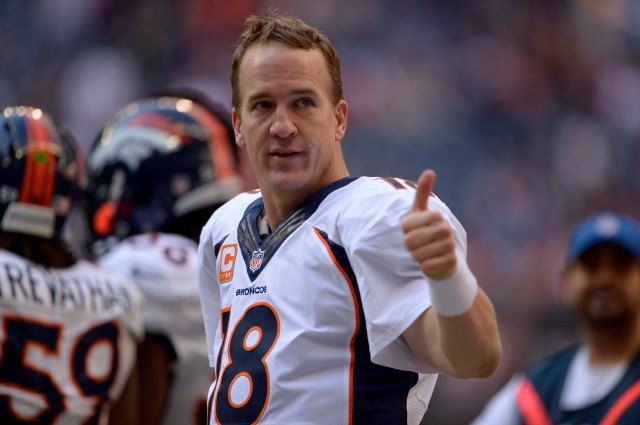 Peyton Manning (Thomas Campbell-USA TODAY Sports)