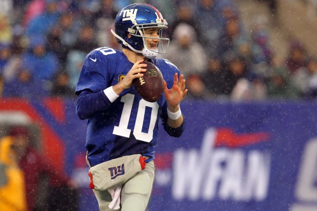 Eli Manning (Brad Penner-USA TODAY Sports)
