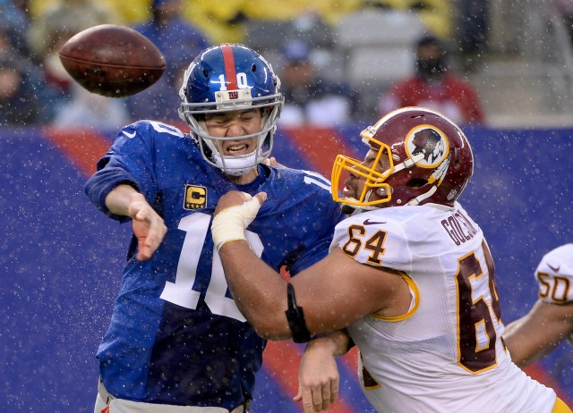 Eli Manning (Robert Deutsch-USA TODAY Sports)