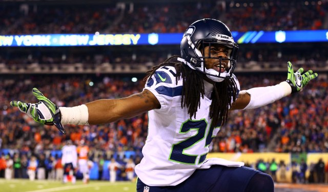 Richard Sherman (Mark J. Rebilas-USA TODAY Sports)