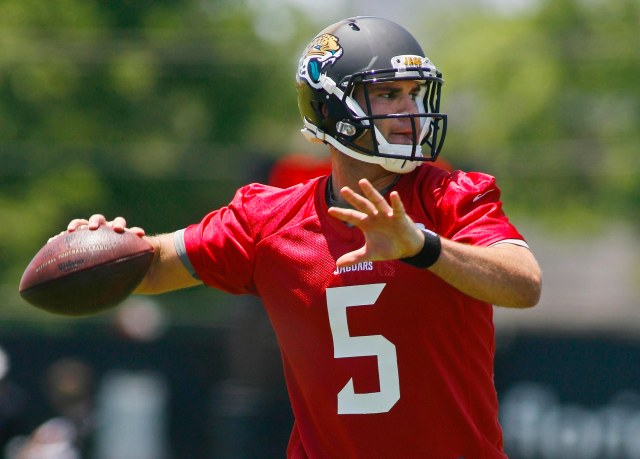 Blake Bortles (Phil Sears-USA TODAY Sports)