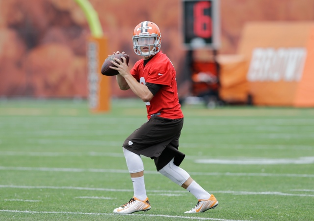 Johnny Manziel (AP Photo/Mark Duncan)