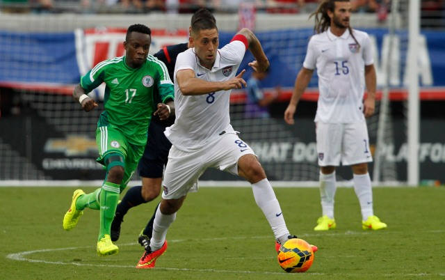 How far can Clint Dempsey take the United States? (Kim Klement, USA TODAY Sports)