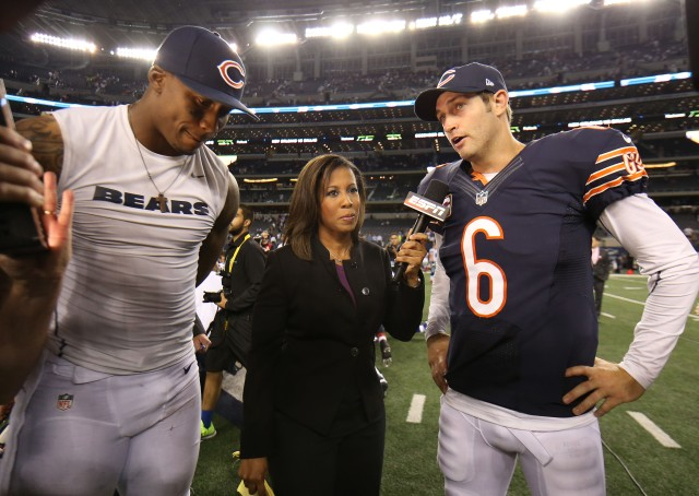 Marshall and Cutler were the ringleaders of a team trip to Florida. (Matthew Emmons-USA TODAY Sports)
