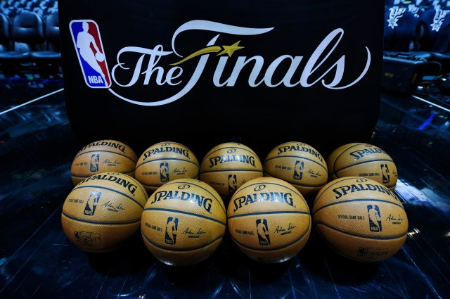 The Finals start today. (Bob Donnan, USA TODAY Sports)