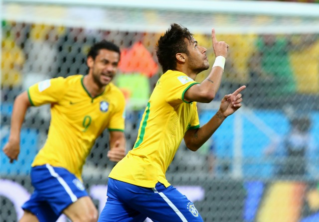 Neymar (Mark J. Rebilas-USA TODAY Sports)