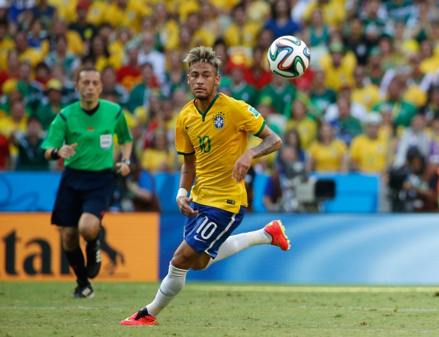 Will Neymar and Brazil make it to the knockout round? (Winslow Townson-USA TODAY Sports)