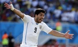 Soccer: World Cup-Italy vs Uruguay