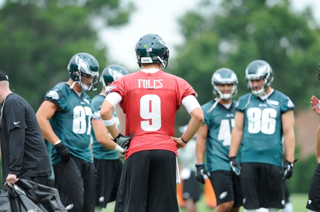 Nick Foles (AP Photo/Michael Perez)